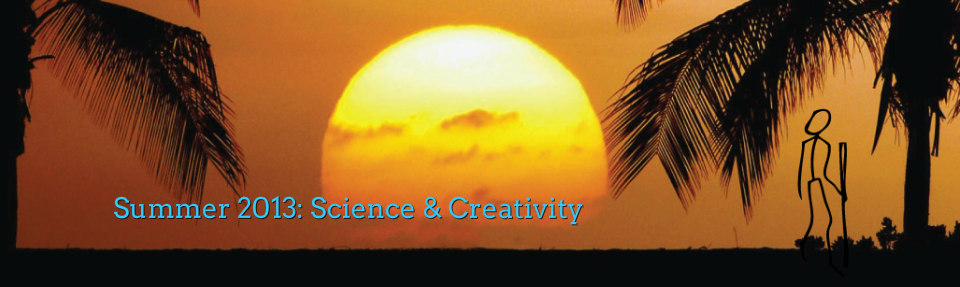 essay science faith and creativity